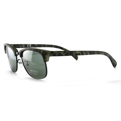 Nautica Men's Sunglasses N3610SP 001 Green 53 18 140 Polarized