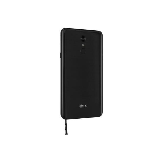LG Stylo 4, Virgin Mobile, Black, 32 GB, 6.2 in Screen