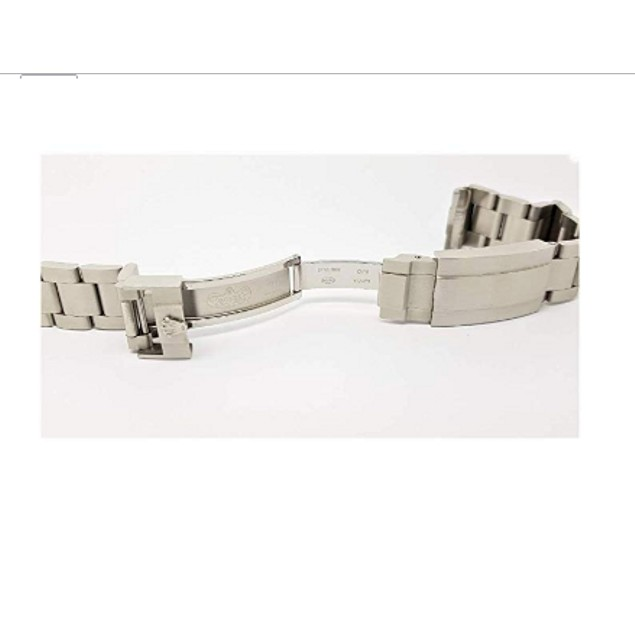 Solid Stainless Steel Submariner Watch Strap Band For Rolex