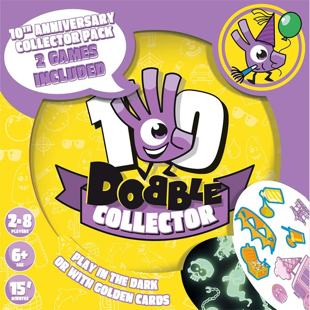 Dobble 10th Anniversary Collector Edition Card Game