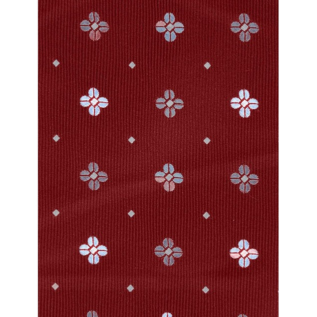 Club Room Men's Classic Neat Tie Red Size Regular