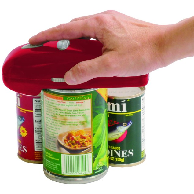 As Seen On TV Handy Automatic One Touch Can Opener