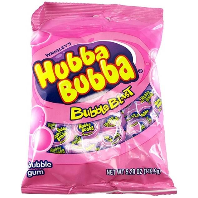 Wrigley's Hubba Bubba Bubble Blast 5.29 oz Bag