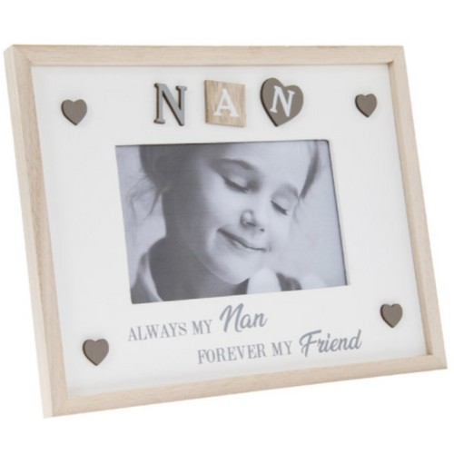 """Sentiments Frame Nan 4X6"""" By Lesser and Pavey"""