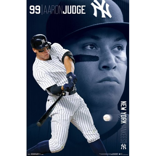 Aaron Judge New York Yankees Wall Poster