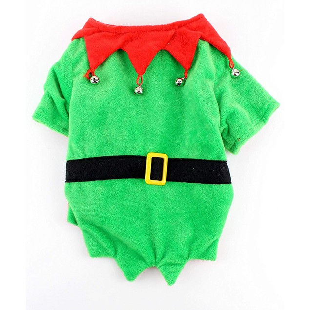 Dog Elf Costume by Midlee (Large)
