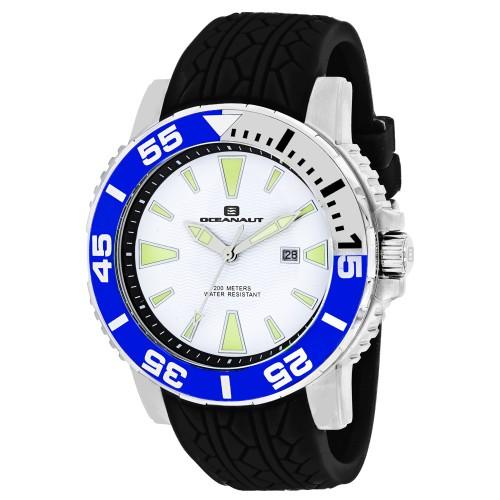 Oceanaut Men's White Dial Watch - OC2917