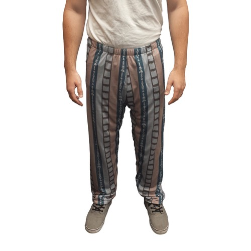Jeffrey Lebowski The Dude Pajama Pants