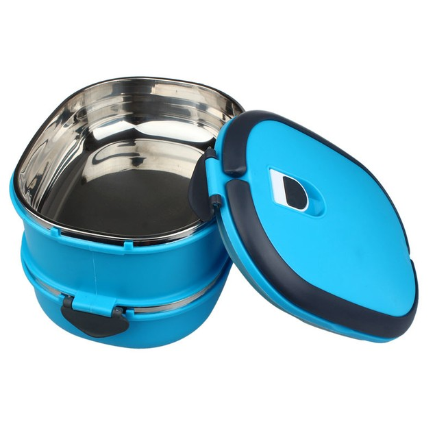 Multi-layer Stainless Steel Insulation Lunch Bento Box Food Container