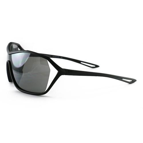 Nike Helix Elite Men's Sunglasses EV1037 001 Black One Size Black Mirror