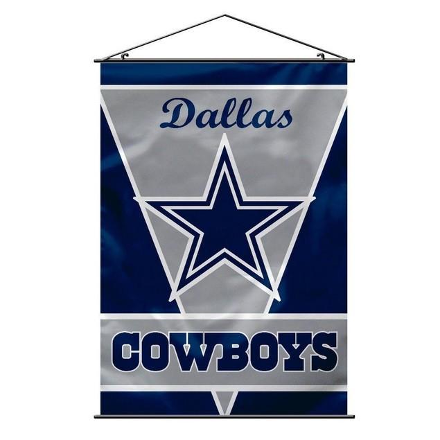 Dallas Cowboys Man Cave Flag 3' x 5' Banner 4 Grommets NFL