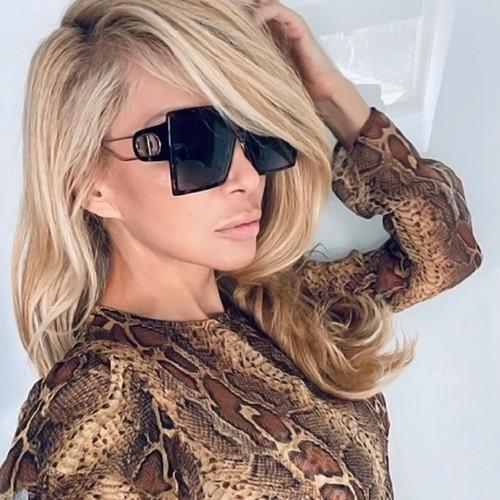 Unisex Progressive Colorful Sunglasses