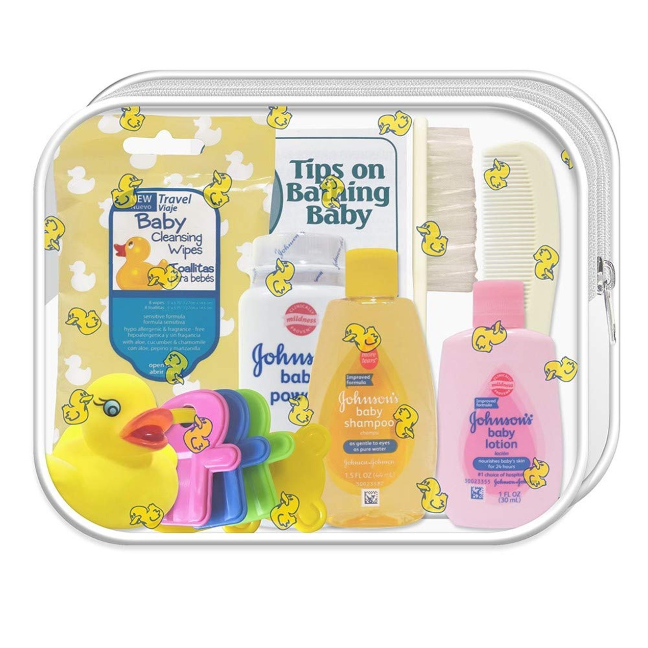 Convenience Kits International Johnson Baby Travel Kit TSA Approved