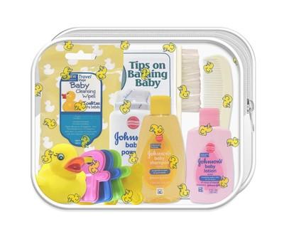 Convenience Kits International Johnson Baby Travel Kit TSA Approved Was: $29.99 Now: $23.99.