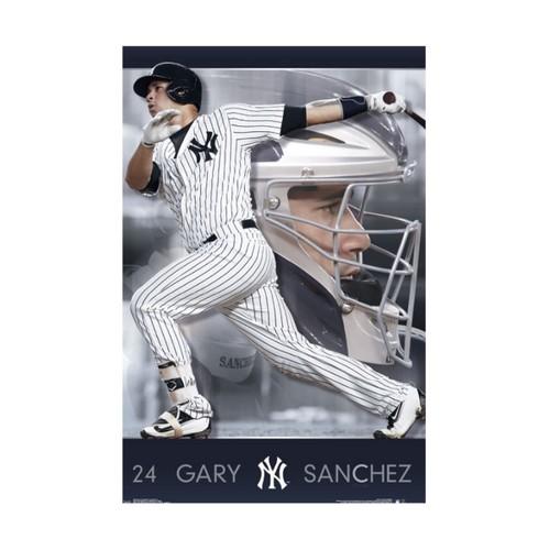 New York Yankees Gary Sanchez Wall Poster