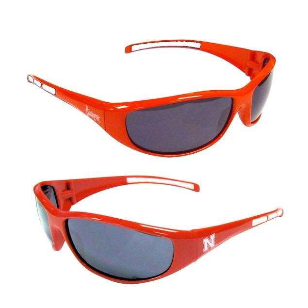 NCAA Sports Team Logo 3 Dot Wrap Sunglasses