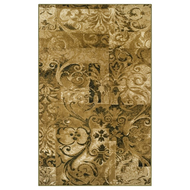 Modern Scroll Area Rug Collection