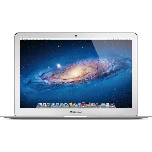 "Apple MacBook Air MD231LL/A 13.3"" 128GB, Silver (Scratch and Dent)"