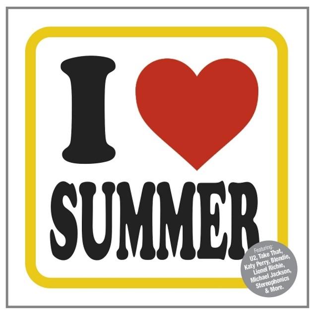 Various Artists - I Love Summer CD