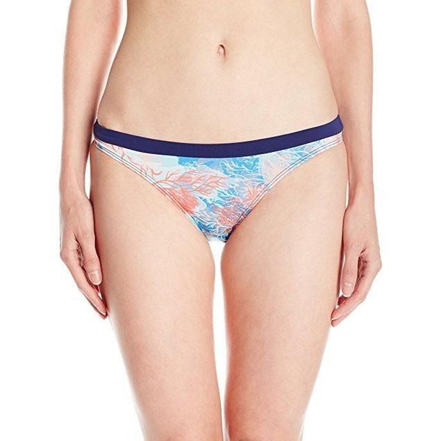 Roxy Women's Undersea Surfer Bikini Bottom, Undersea Palace Blue, SZ:
