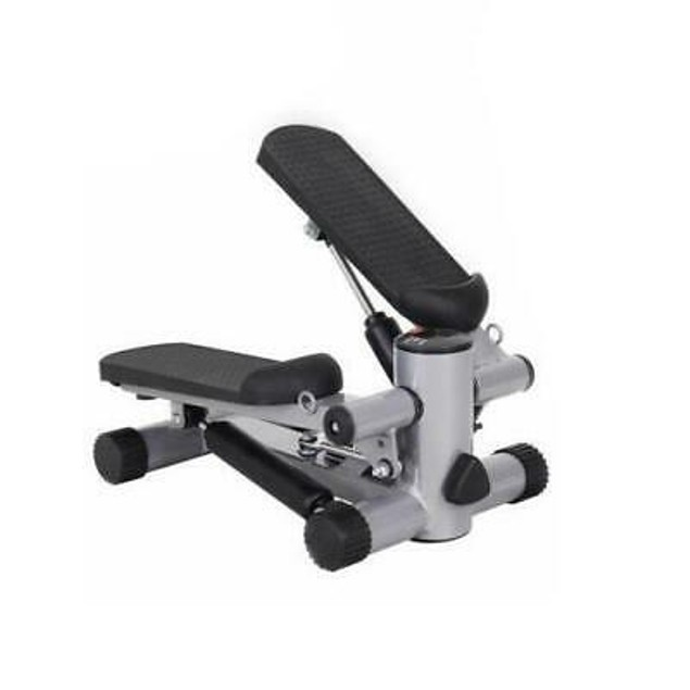 Exercise Mini Stepper Machine Workout Step Trainer Climber with Resist