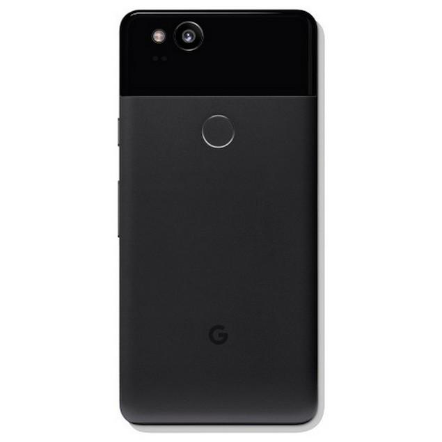 Google Pixel 2, Unlocked, Grade B+, Black, 64 GB, 5 in Screen