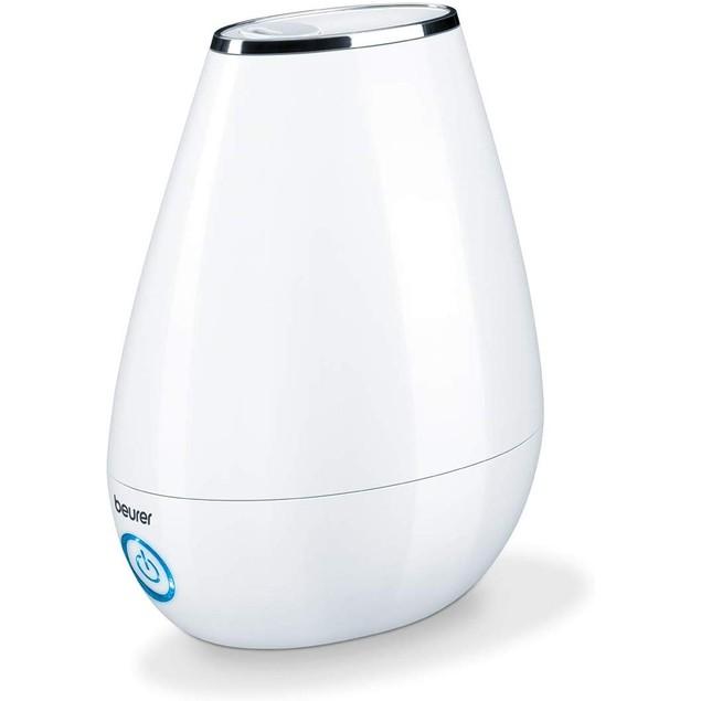 Beurer LB37 Ultrasonic Air Humidifier & Essential Oil Diffuser w/ Auto