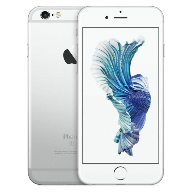 Apple iPhone 6s 32GB Verizon GSM Unlocked T-Mobile AT&T 4G LTE Smartphone Silver - A Grade