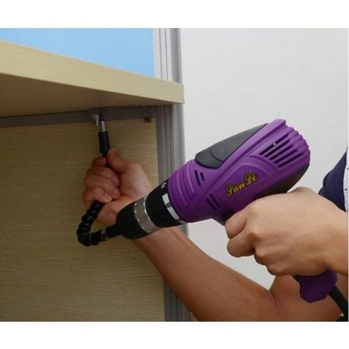 Flex Drill Adapter A Handyman's 2Pc Tool