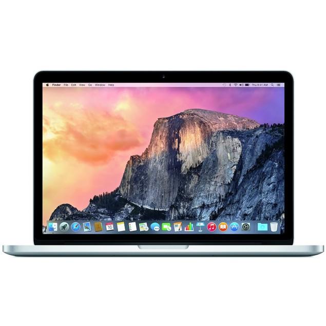 Apple MacBook Pro MF840LL/A Intel Core i5-5257U, Silver (Refurbished)