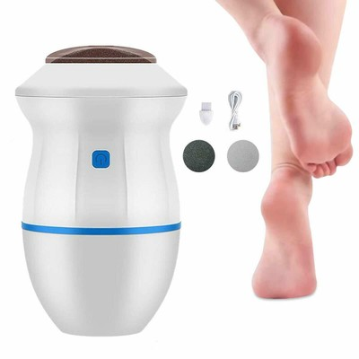 Electric Vacuum Adsorption Foot File Callus Grinder Dead Skin Remover