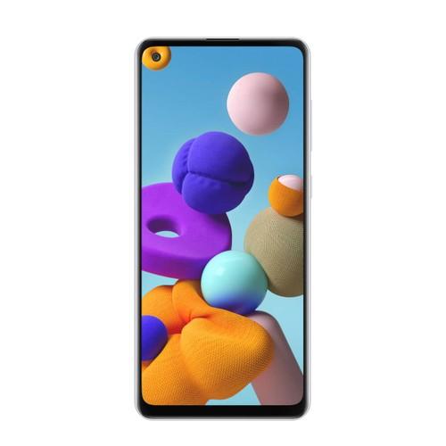 Samsung Galaxy A21S SM-A217M/DS Factory Unlocked 64+4GB RAM Phone - White