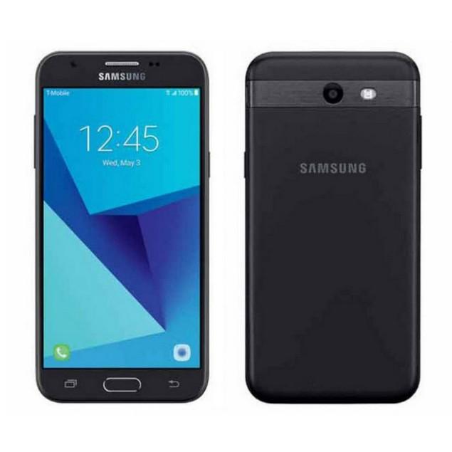 Samsung Galaxy J3 (2018), AT&T, Black, 16 GB, 5 in Screen