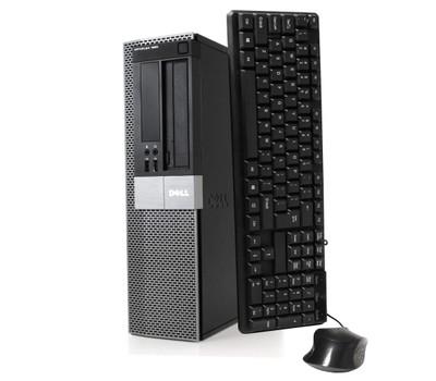 Dell 980 Desktop (Intel Core i5, 8GB RAM, 500GB HDD) Was: $334.99 Now: $129.99.
