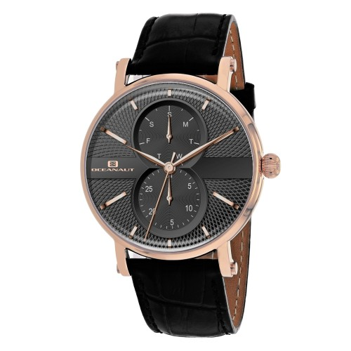 Oceanaut Men's Lexington Grey Dial Watch - OC0342