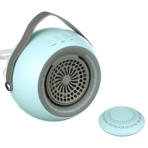 3-in-1 Tabletop Electrical Space Heater Fan