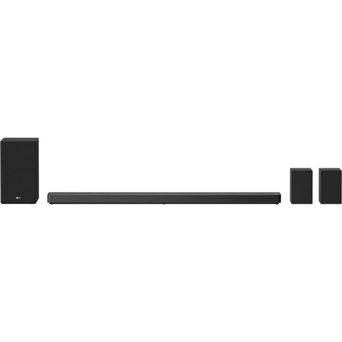 LG SN11RG 770W 7.1.4-Channel Soundbar System (New Open Box)