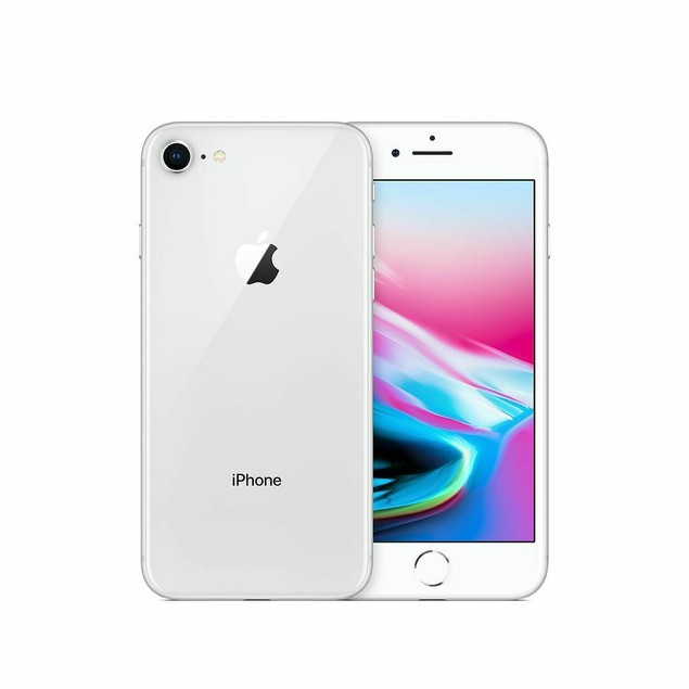 Apple iPhone 8 256GB A1905 (AT&T Unlocked, All Colors) - Grade A