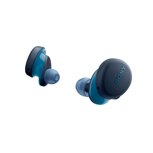 Sony WF-XB700/L Extra-Bass True Wireless Bluetooth In-Ear Headphones - Blue