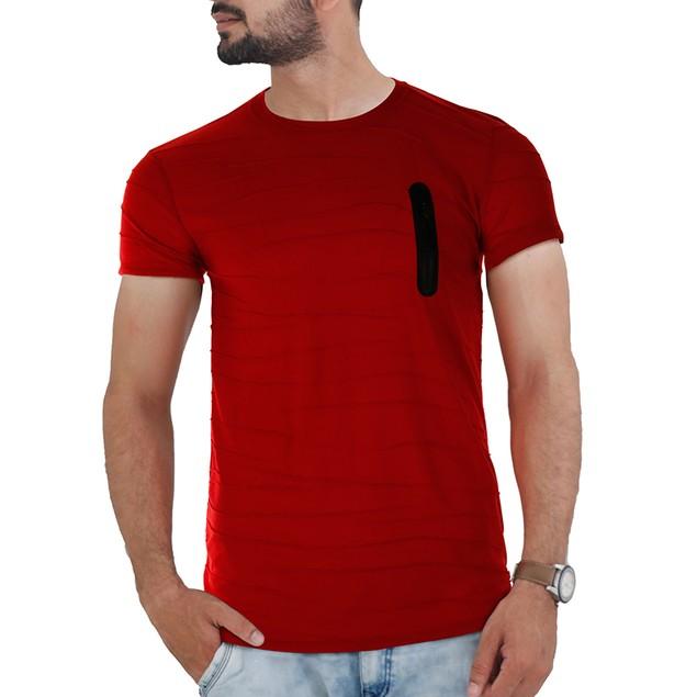 Men's Hipster Lightweight Striped T-Shirt (S-2X)