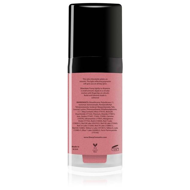SHANY Paraben Free HD Liquid Blush