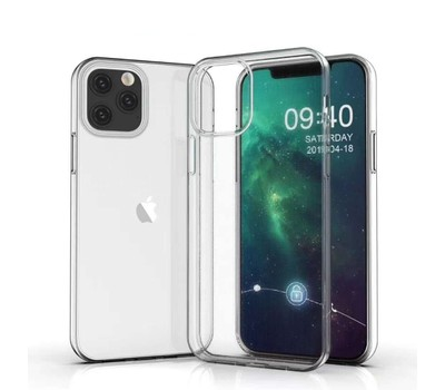 Soft, Shockproof, Transparent iPhone Case Was: $16.99 Now: $6.99.