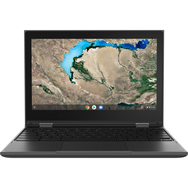 "Lenovo Chromebook 300e 2nd Gen 11.6"" 32GB N4000,Black (Refurbished)"