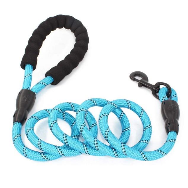 5FT Rope Leash w/ Comfort Handle
