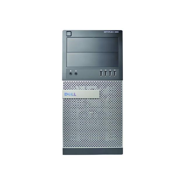 Dell 990 Tower Intel i5 8GB 1TB HDD Windows 10 Professional