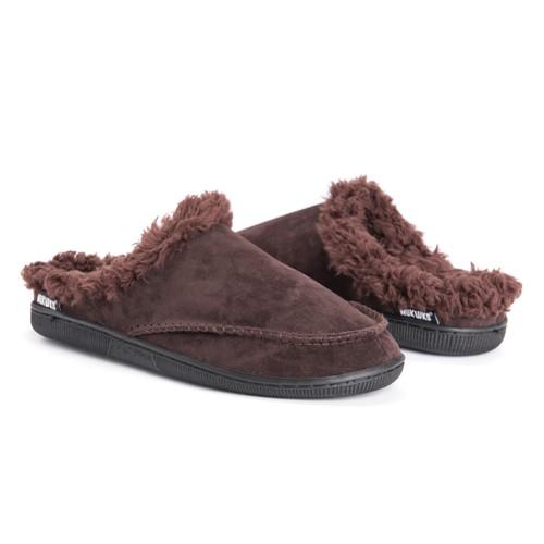MUK LUKS ® Men's Faux Suede Clog Slippers