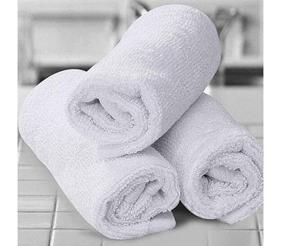 12-Pack: 100% Cotton Absorbent 12x12 Kitchen Dish/Wash Cloths Was: $69.99 Now: $17.31.
