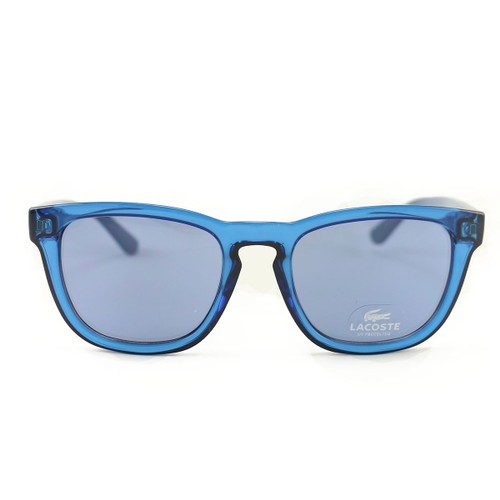 Lacoste Sunglasses LC L777S 424 Clear Blue Acetate 52 20 140