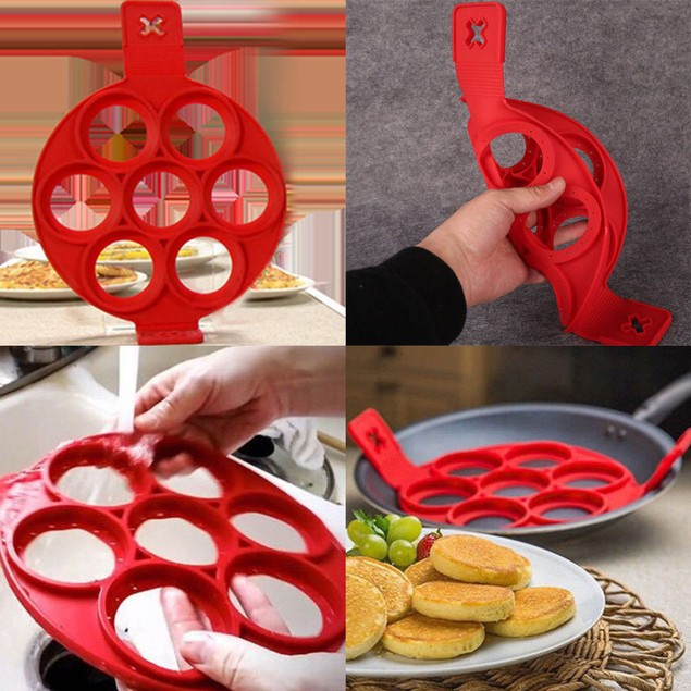 Multi Use Silicone Pancake Maker