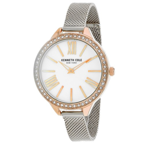 Kenneth Cole Women's Classic White Dial Watch - KC50939003